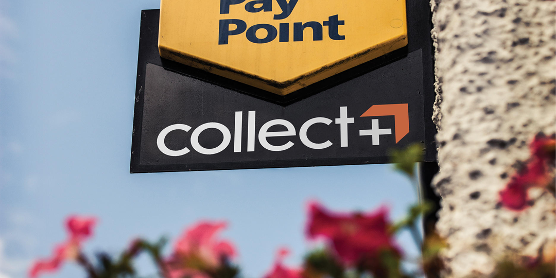 Collect+ Point