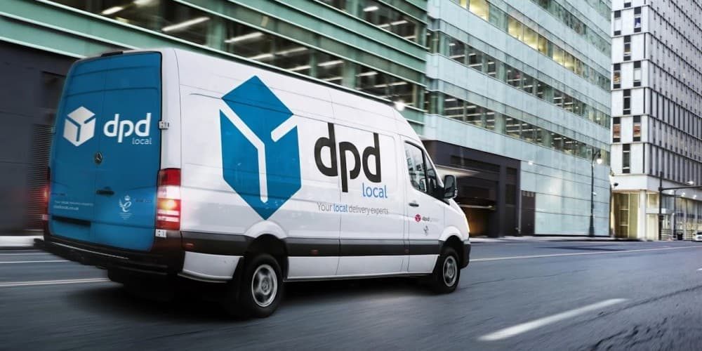DPD Local Parcel Courier