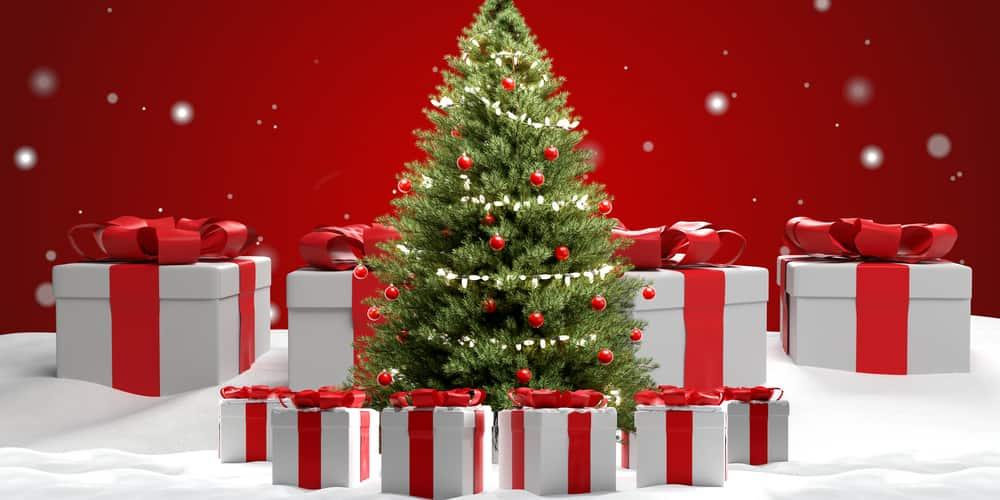 Sending parcels at christmas
